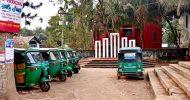 কমলগঞ্জে শহীদ মিনারে সিএনজি স্ট্যান্ড! আজ পরিচ্ছন্ন করে দেওয়ার কথা