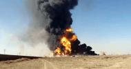 আফগানিস্তান-ইরান সীমান্তে জ্বালানিবাহী গাড়ি বিস্ফোরণে আহত ৬০