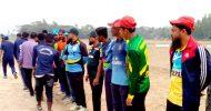 নবীগঞ্জের কসবা রেড এন্ড গ্রীণ ক্রিকেট টুর্নামেন্টের ফাইনালে বিজয়ী শেরপুর