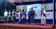 শায়েস্তাগঞ্জে মঞ্চস্থ হল নাটক 'আমরা করব জয়'