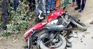 মাদারীপুরে ট্রাকের ধাক্কায় মোটরসাইকেল আরোহী নিহত