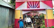 হবিগঞ্জে বৌভাতের খাবার এতিমদের পাতে : জরিমানা আদায়