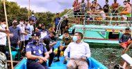 সরকারি নিষেধাজ্ঞা অমান্য : তাহিরপুরে ২১ পর্যটকের অর্থদন্ড