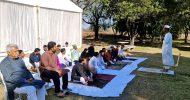জিম্বাবুয়েতে টাইগারদের ঈদের নামাজ আদায় : ইমাম মাহমুদউল্লাহ রিয়াদ