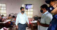 করোনাকালে কিন্ডারগার্টেন খোলা রেখে পরীক্ষা : জরিমানার পর সিলগালা