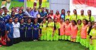 আরমান ফুটবল একাডেমি ও বিয়ানীবাজার ফুটবল একাডেমির প্রীতি ম্যাচ অনুষ্ঠিত