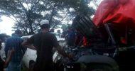 গোলাপগঞ্জে সড়ক দুর্ঘটনায় দাদা-নাতি নিহত