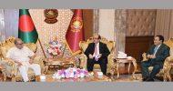 দুর্নীতিবাজরা যেন শাস্তি পায় : দুদককে রাষ্ট্রপতি মো. আবদুল হামিদের আহ্বান