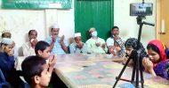 সর্বজন পরিচিত রজব আলী খানের মাগফেরাত কামনায় দোয়া মাহফিল
