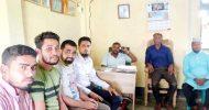 কলুমা আব্দুল গফুর একাডেমির শিক্ষার মানোন্নয়নে সভা অনুষ্ঠিত