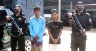 শায়েস্তাগঞ্জে সহস্রাধিক পিস ইয়াবাসহ দু'জন আটক